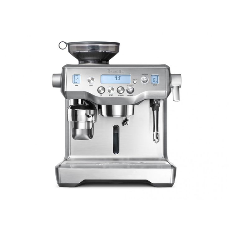 breville cafe venezia espresso coffee machine instructions