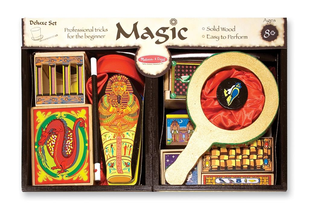 melissa and doug deluxe magic set instructions pdf