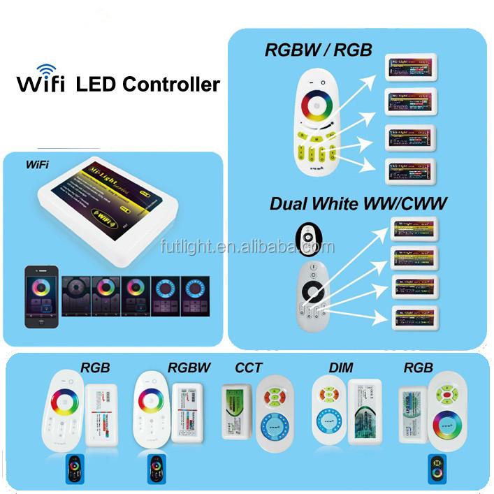 mi light 4 zone control instructions