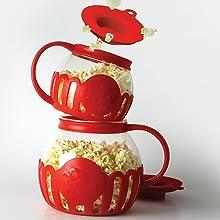 ecolution microwave popcorn popper instructions