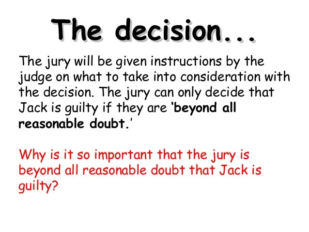 criminal jury instructions reasonable doubt
