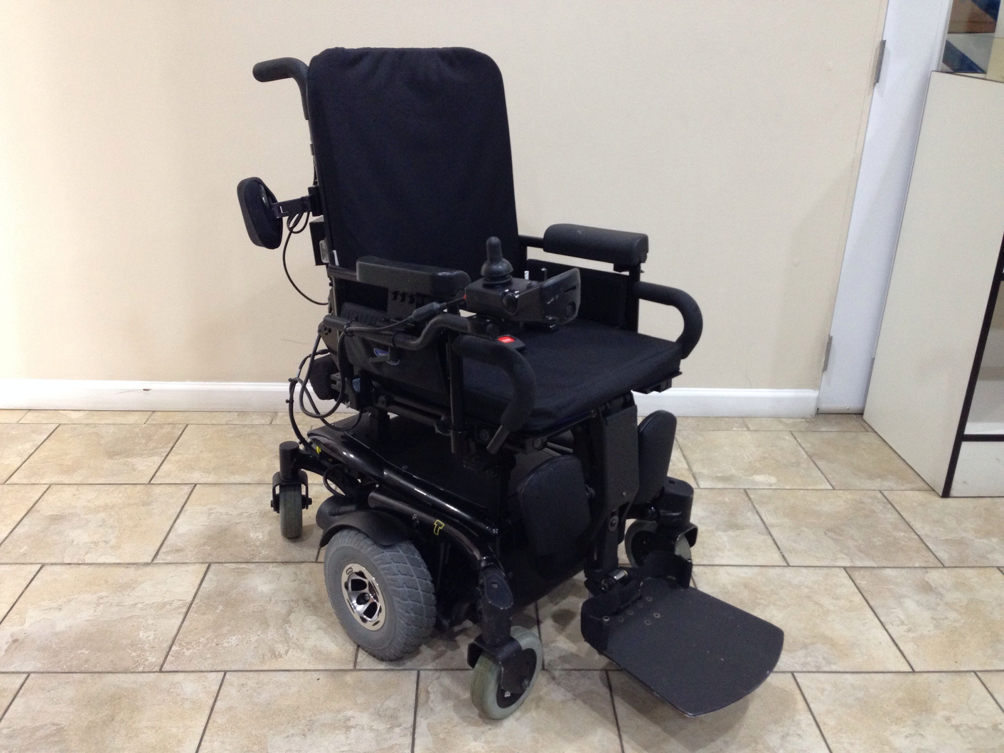 instructions for wheelchair use