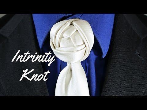 the trinity knot tying instructions