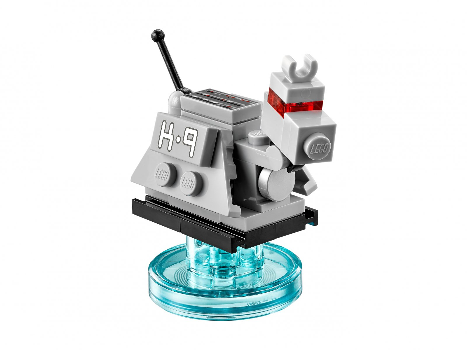 lego tardis instructions dimensions