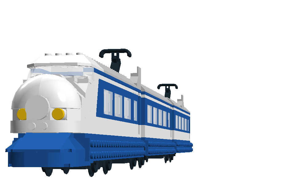 lego bullet train instructions