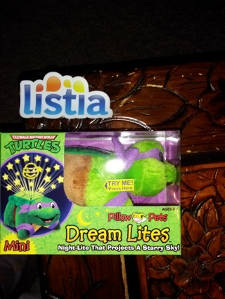 pillow pets dream lites mini instructions