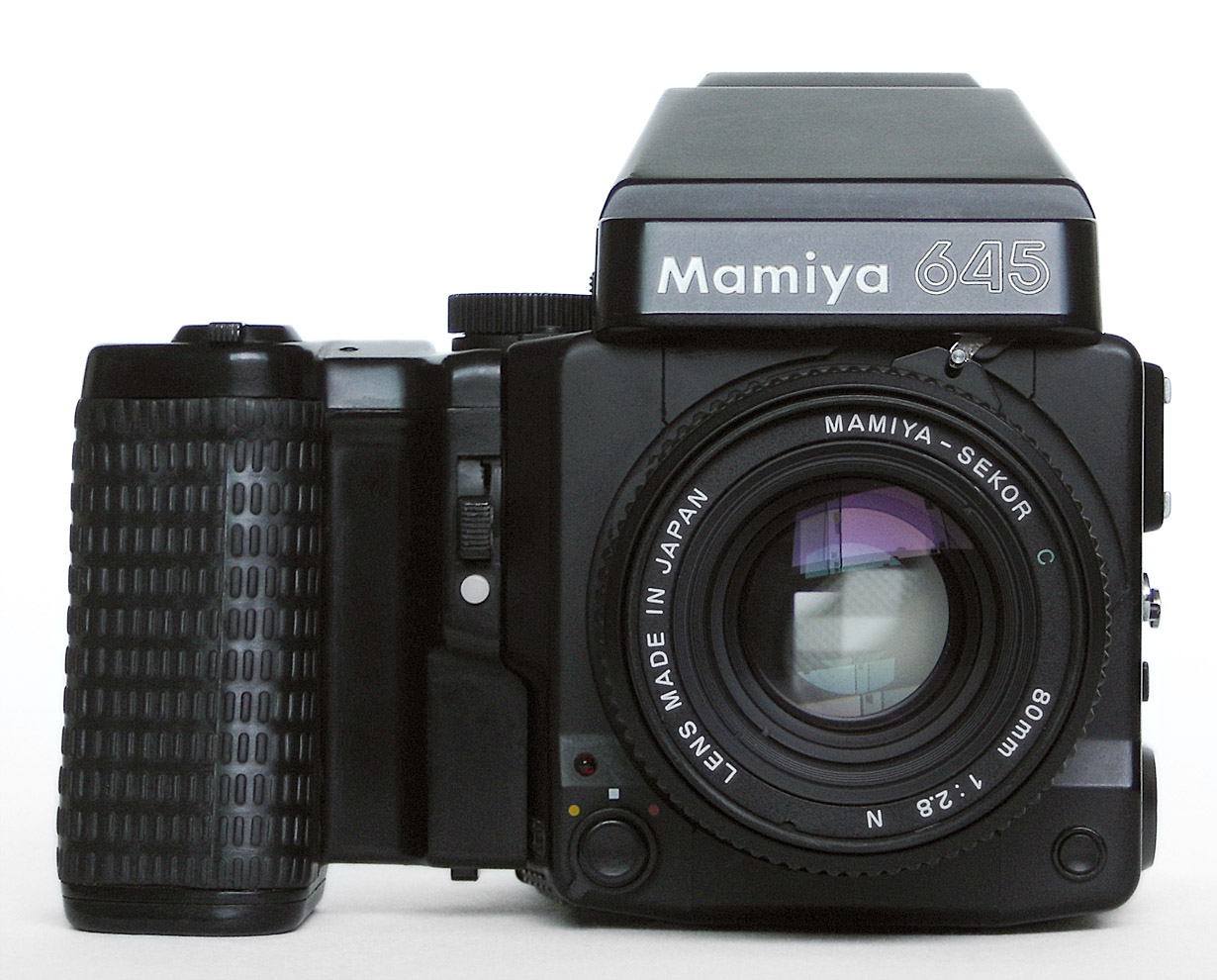 mamiya 645 pro instruction manual