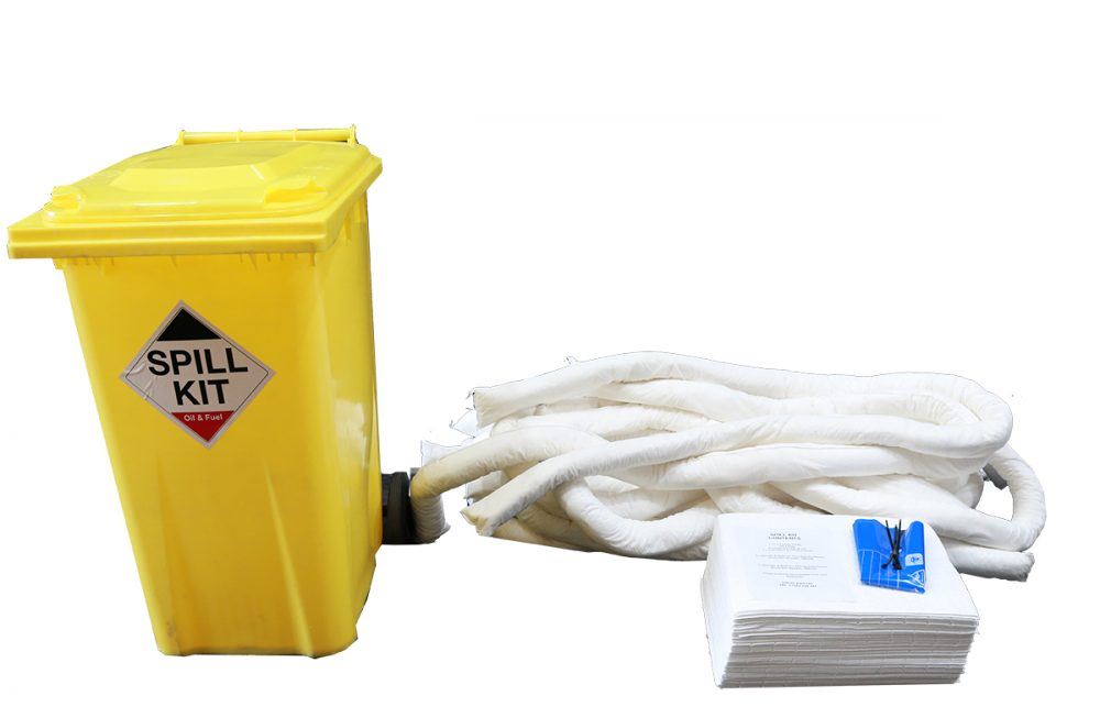 fuel spill kit instructions