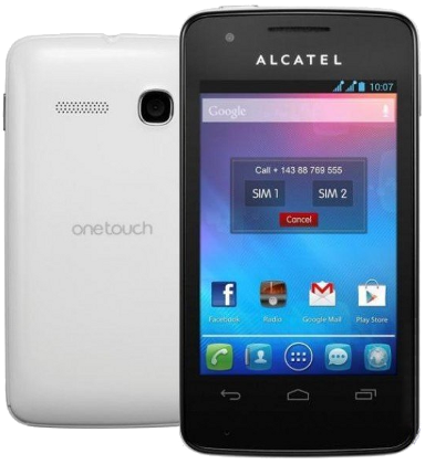 instruction manual alcatel onetouch