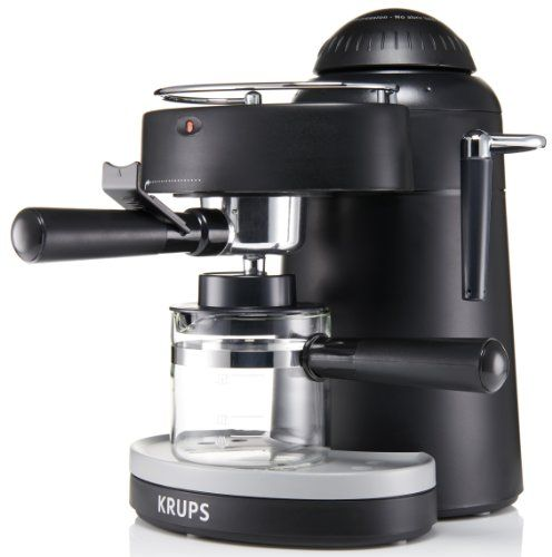 krups automatic coffee maker instructions