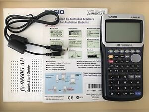 casio fx-9860g au plus instructions