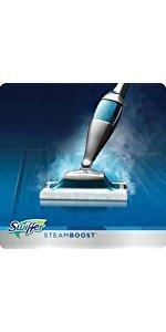 swiffer steam mop instructions