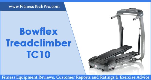 bowflex treadclimber tc10 instructions