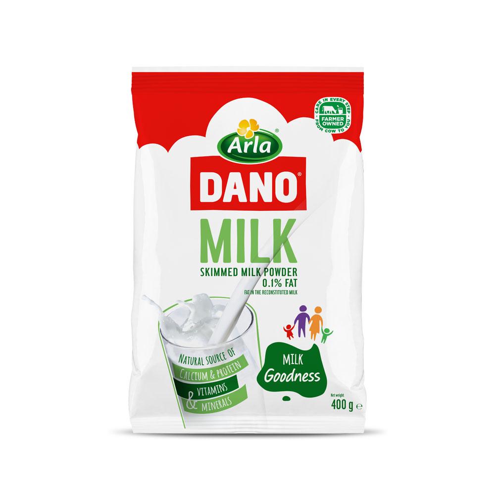 powdered skim milk instructions