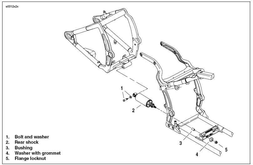 harley davidson softail lowering kit instructions