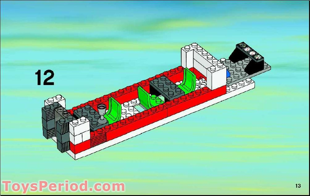 lego 10219 instructions pdf