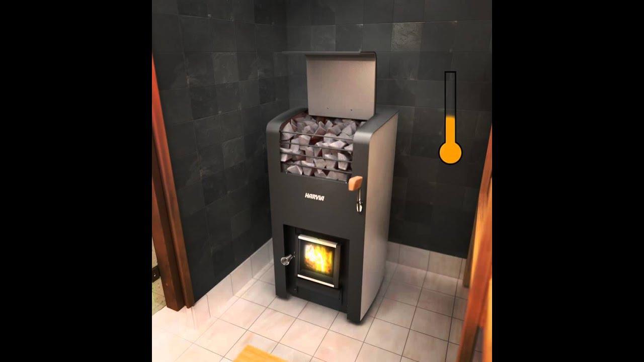 misa sauna heater instructions