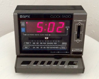 dream machine alarm clock instructions snooze