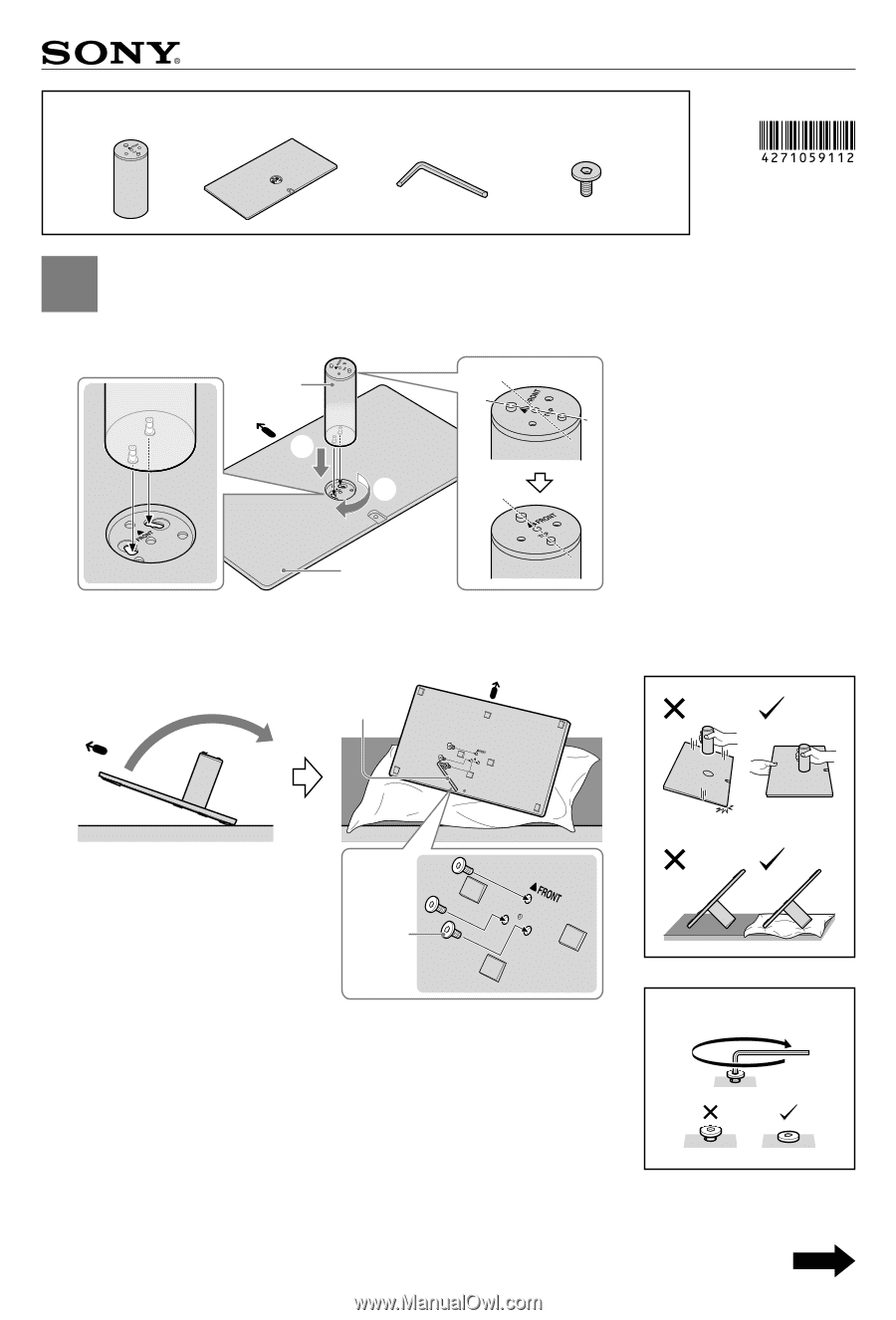 music stand assembly instructions