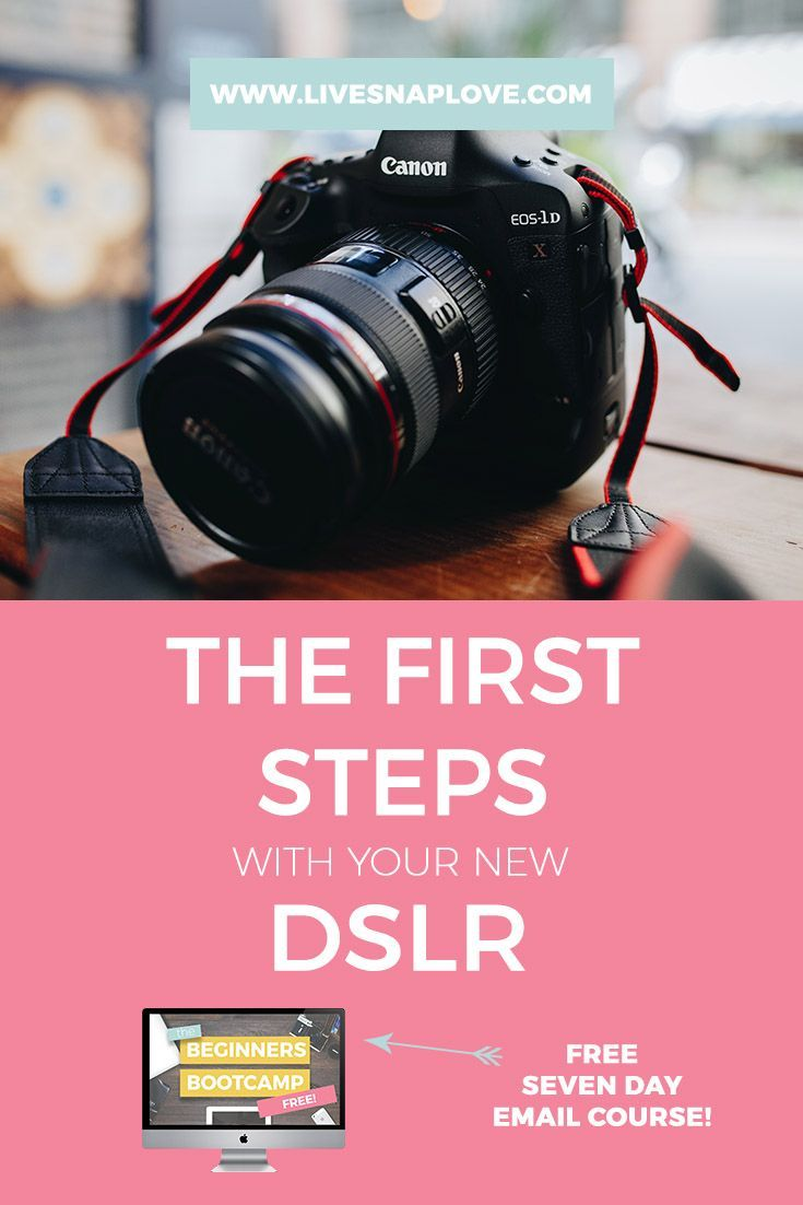instructions for dslr controller