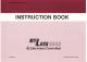 janome mc7000 instruction book