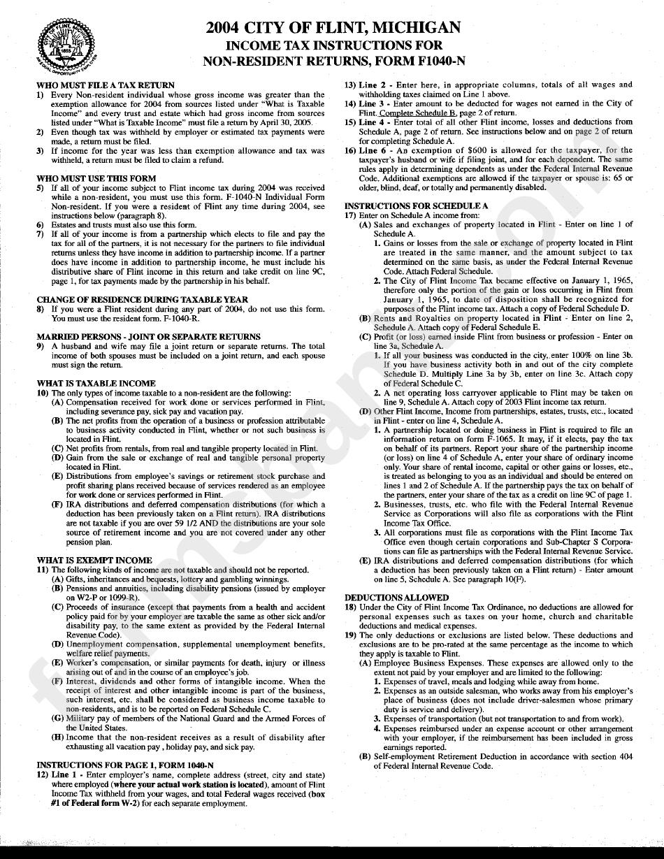 partnership tax return instructions pdf