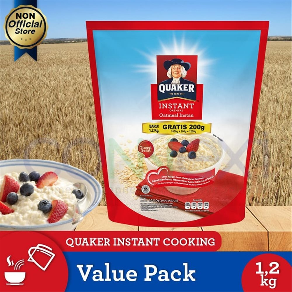 quaker instant oatmeal microwave instructions