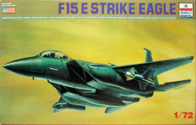 f-15e strike eagle brickmania instruction
