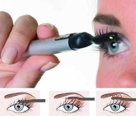 salon perfect heated eyelash curler instructions