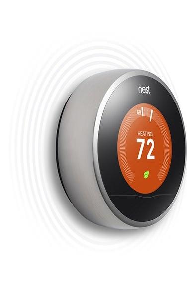 nest smart thermostat instructions
