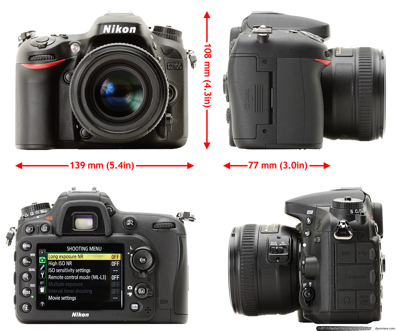 nikon d7100 operating instructions
