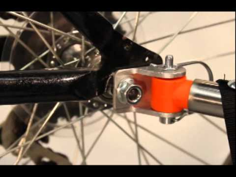 aldi bike trailer instructions