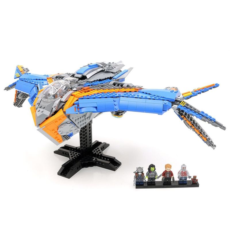 avengers quinjet 3d puzzle instructions