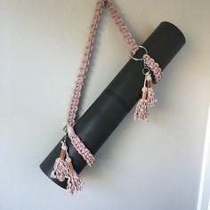 manduka yoga mat strap instructions