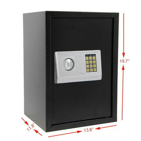 secure vault gun safe instructions
