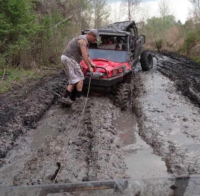 stuck in the mud instructions