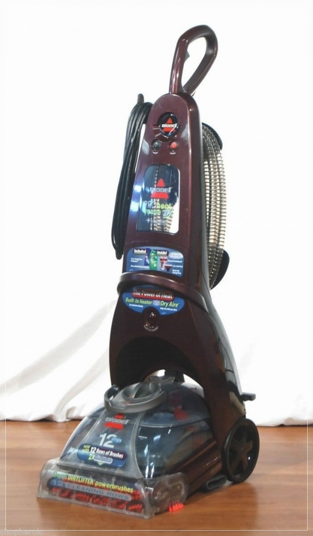 bissell steam mop 1005e instructions