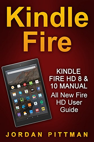 kindle fire hd 6 operating instructions