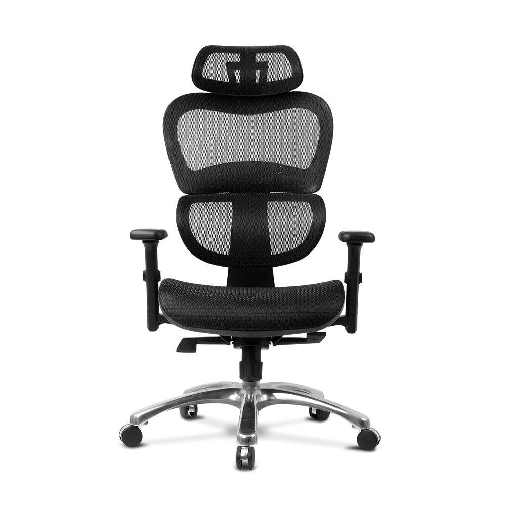 ergo mesh executive chair instructions