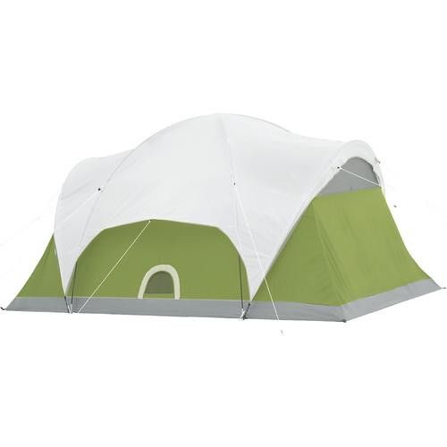 coleman 12 person tent instructions