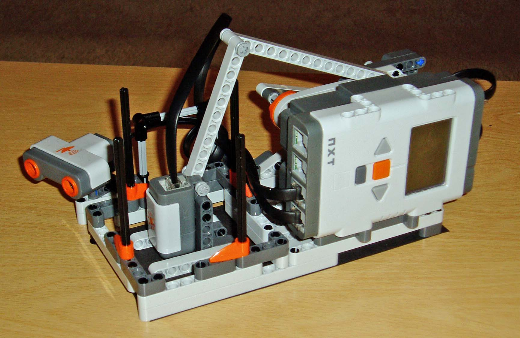 lego nxt tower crane instructions