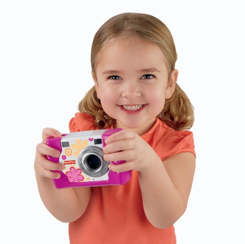 fisher price digital camera instructions