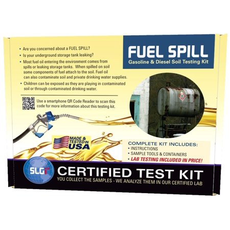 fuel spill kit instructions