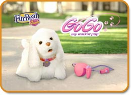 furreal gogo pup instructions