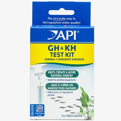 gh test kit instructions