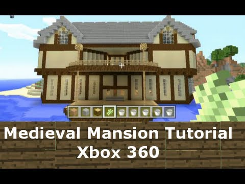 instructions on how to play minecraft on xbox 360