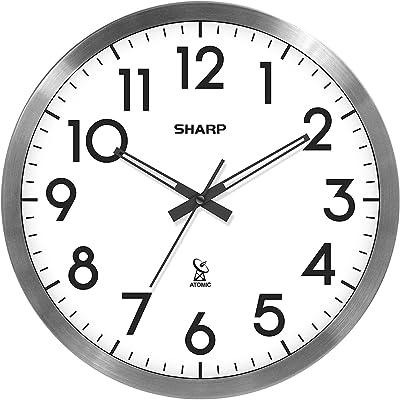 la crosse technology atomic wall clock instructions