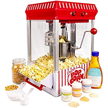 nostalgia electrics popcorn maker instructions kpm508