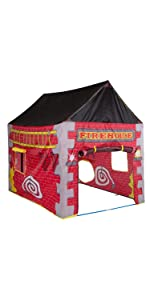 pacific play tents club house instructions