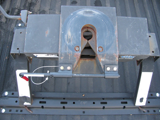 reese hitch fifth wheel installation instructions